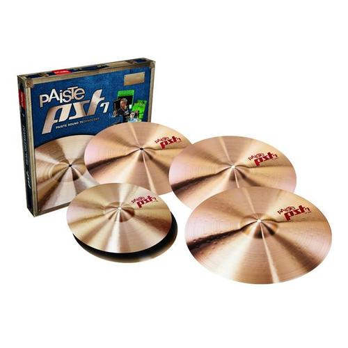 "PAISTE PST7 SESSION BONUS SET (14/16/20"" + 18"")"