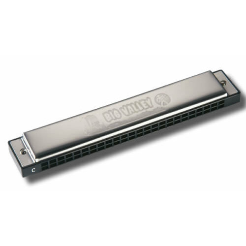 Hohner Big Valley Tremolo Harmonica in the Key of C