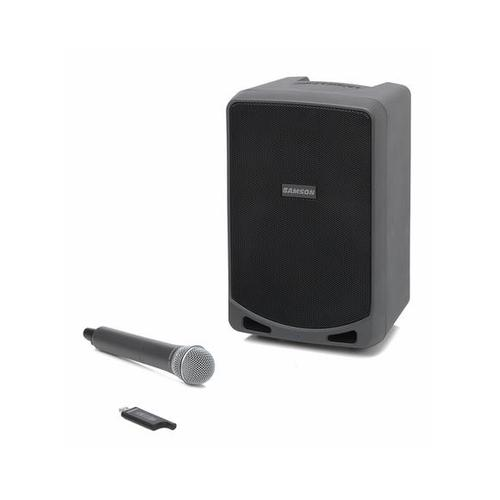 Samson Expedition XP106w - Rechargeable Portable PA with Wireless Mic System and Bluetooth