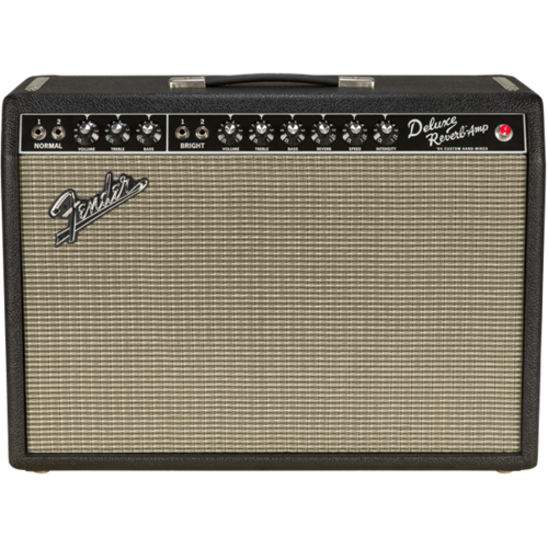"64 Custom Deluxe Reverb """"HANDWIRED"""" 240V"