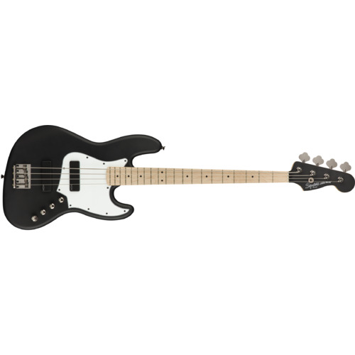 Contemporary Active Jazz Bass® HH, Maple Fingerboard, Flat Black