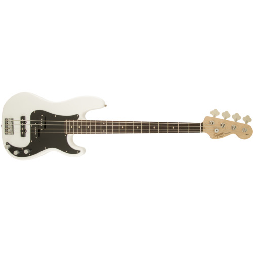 Affinity Series™ Precision Bass® PJ, Laurel Fingerboard, Olympic White