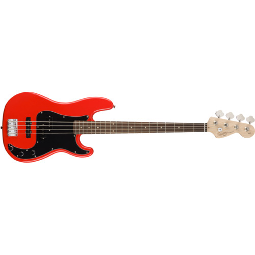 Affinity Series™ Precision Bass® PJ, Laurel Fingerboard, Race Red