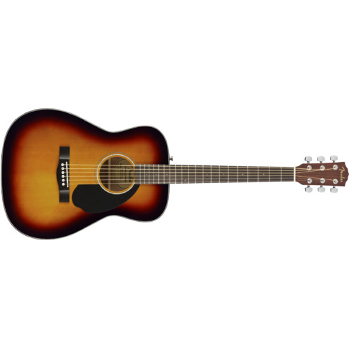 Fender Classic Design Series CC-60S Concert Acoustic Guitar in 3-Color Sunburst