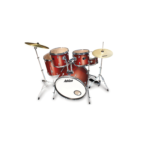 Ashton TDR522WR Rock Drum Kit