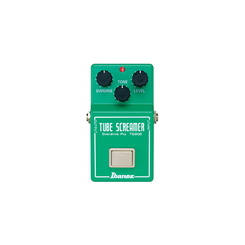 Ibanez TS808 Tube Screamer Pedal