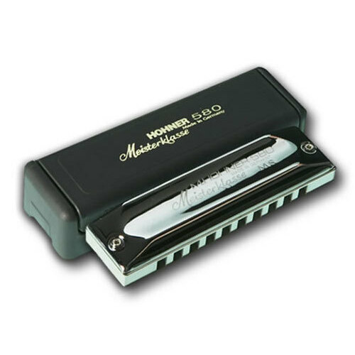 Hohner MS Series Meisterklasse Harmonica in the Key of G