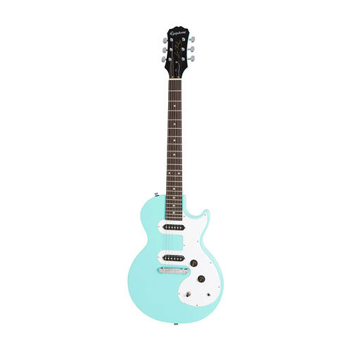 The Epiphone Les Paul SL Turquoise