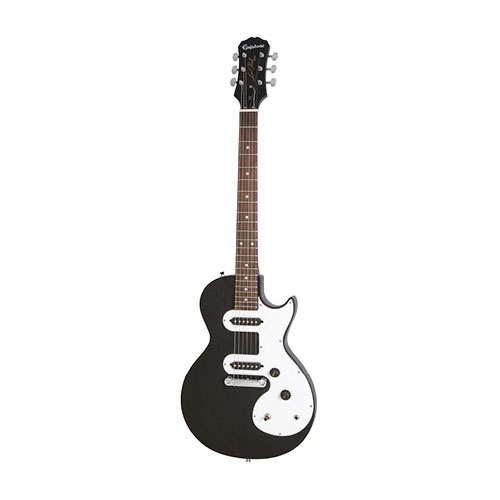 The Epiphone Les Paul SL Ebony