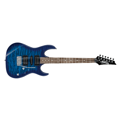 Ibanez GRX70QA TBB Electric Guitar