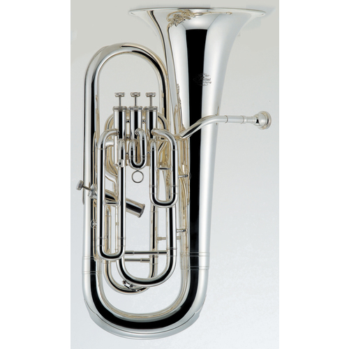 J.Michael EU1700 Euphonium (Bb) in Silver Plated Finish