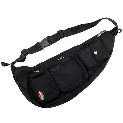 Gibraltar Sling Style Drumstick Bag with Multiple Accessory Pockets
