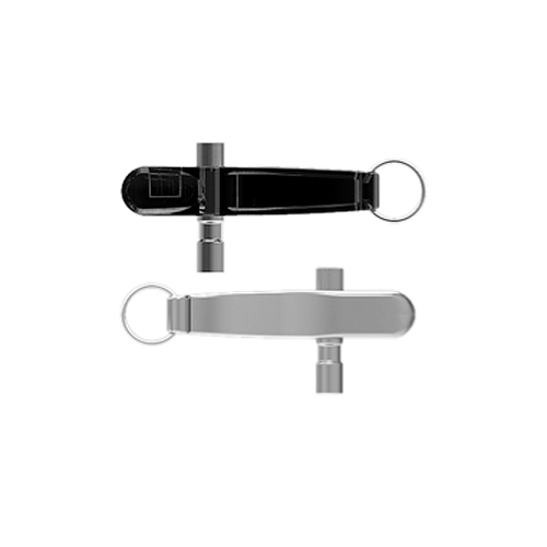 Gibraltar R-Class Ergonomic Metal Drum Key - Pk 1