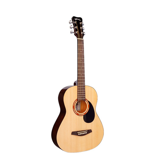 Kohala KG75 Series Travel Acoustic Guitar in Natural Finish