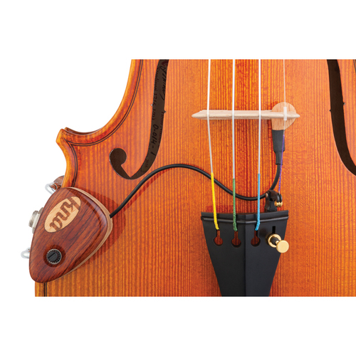 KNA VV-2 Violin & Viola Pickup with Volume Control