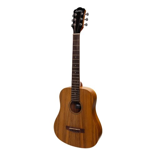 Martinez Acoustic Babe Traveller Guitar (Koa)
