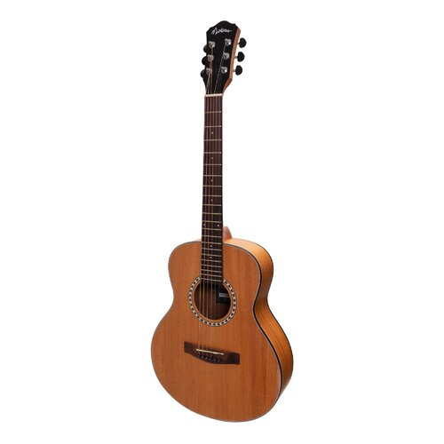 Martinez Acoustic Short Scale Guitar (Mahogany)
