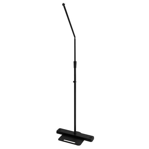 On Stage Utility Mic Stand for Pedal Board