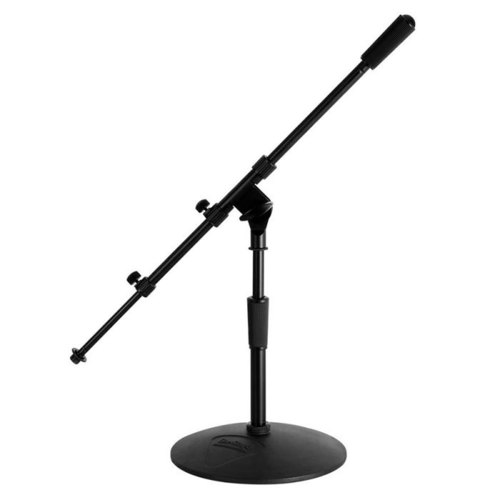 On Stage Low Profile Pro Kick Drum/Amplifier Microphone Stand