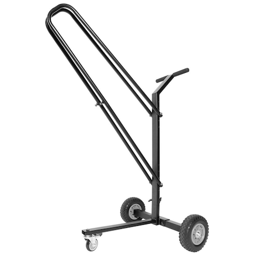 On Stage SMC5000 Music Stand Cart