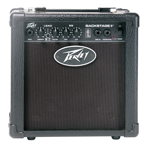 "Peavey TransTube Series ""Backstage"" Guitar Amp Combo 10-Watt 1x6"""