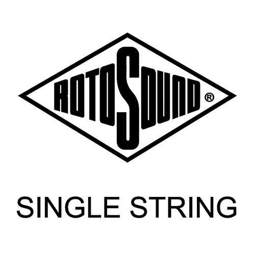RotoSound RNP009 Plain Steel   Single String